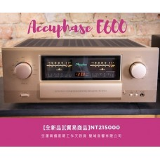 [全新品][貿易商品][新款]Accuphase E-600 綜合擴大機