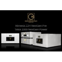 [全新品][貿易商品][新款]Goldmund Telos 1000 NextGen Mono Amp  非人為損壞 公司保固六個月 (參考照片)