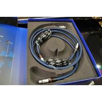 [全新正品][貿易商品]Siltech 35週年Crown Princess單結晶銀XLR(RCA)訊號線 1m or 1.5m長