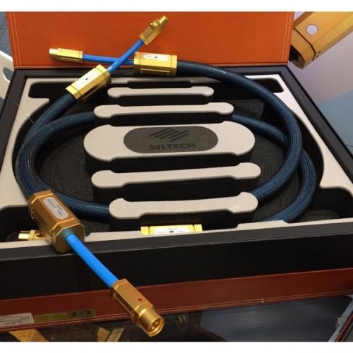 [全新正品][貿易商品]Siltech Triple Crown三皇冠 信號線 XLR 1.5m長